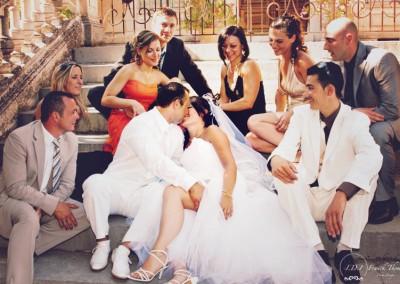 mariage-sur-escalier