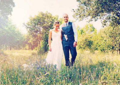 photographe tf les mariés a la campagne