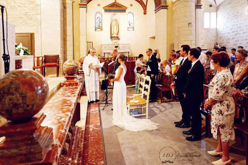 Cétrémonie religieuse